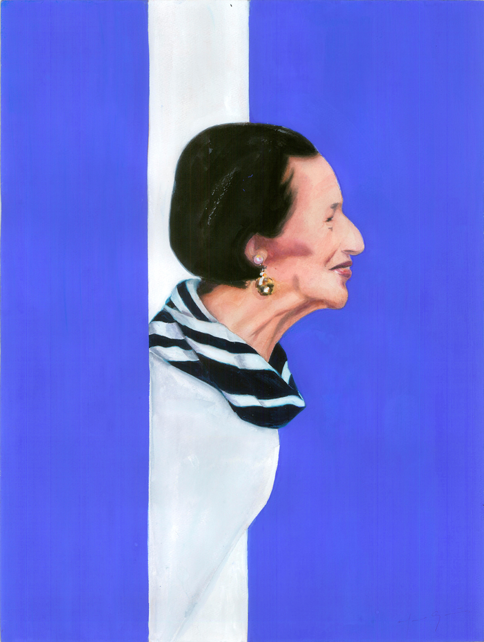 Marcela-Gutierrez-Diana-Vreeland-They're-allright